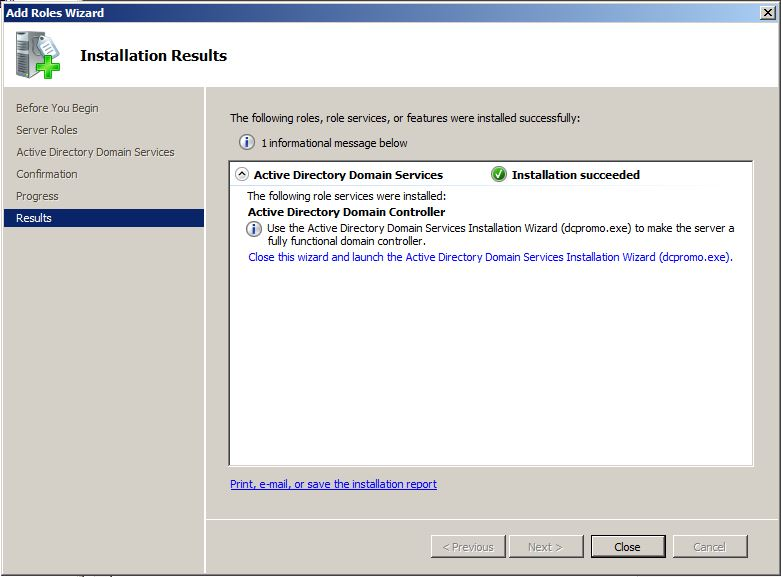 SharePoint-Domain-Controller