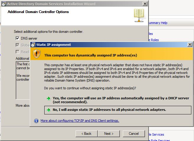 SharePoint-Static-IP