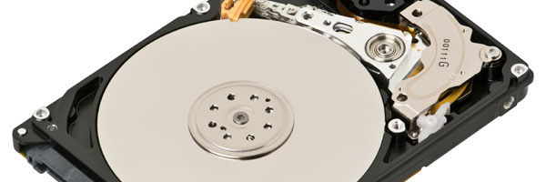 hard drive about to crash