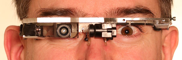 EyeTap GoogleGlass and the visually impaired