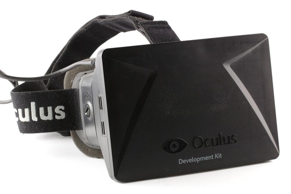 Oculus Rift Developer Version