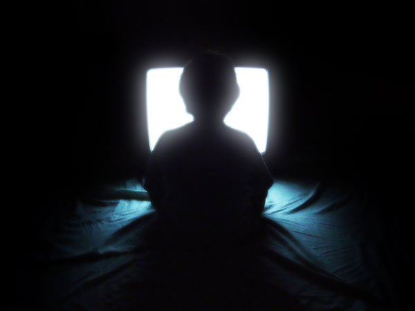 stalking - your tv is watching you