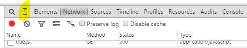 Chrome Geolocation Enable Emulation