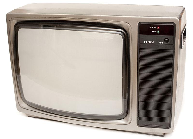 Old Technologies - CRT Screens
