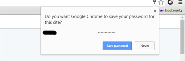 Why Saving A Password In A Browser Could Increase Security