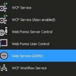 Working With Web Services Without Adding A Reference In C#