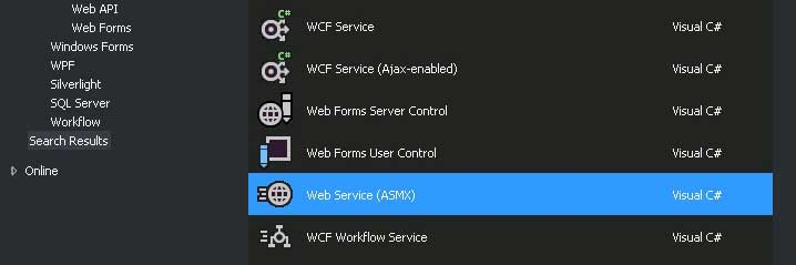 Working With Web Services Without Adding A Reference In C# - Ehi Kioya