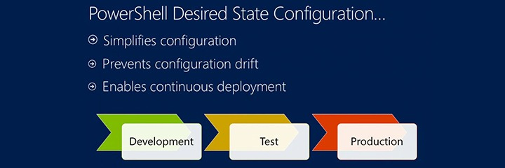 PowerShell Desired State Configuration (DSC): An