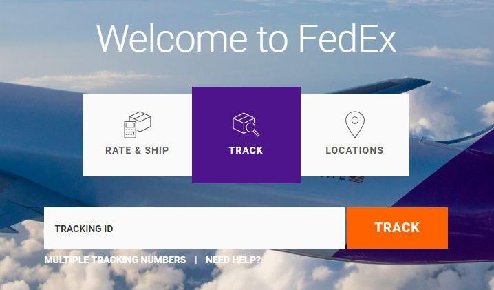 How To Add A FedEx Tracking Box To Your Website - Ehi Kioya