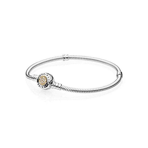 734824f35 Pandora Signature Bracelet - Ehi Kioya