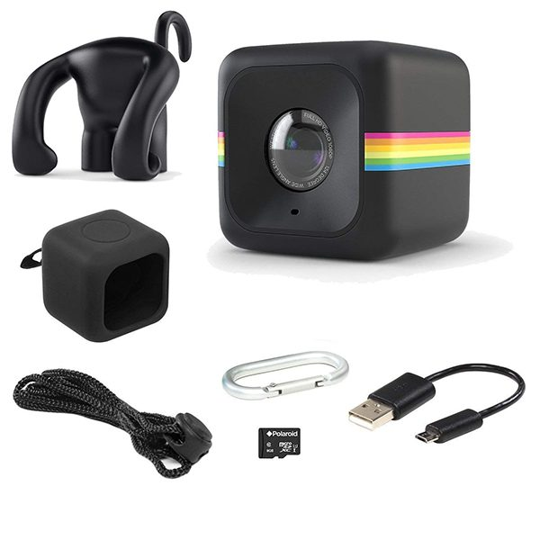 Polaroid Cube Act II Lifestyle Action Video Camera