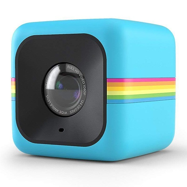 Polaroid Cube Act II Lifestyle Action Video Camera - Blue