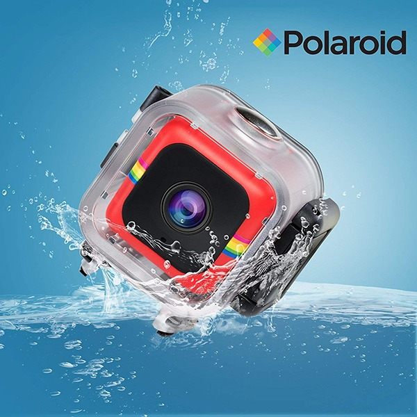 Polaroid Cube Act II Lifestyle Action Video Camera - HD 1080p