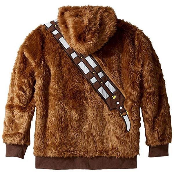 Star Wars Chewbacca Hoodie Back