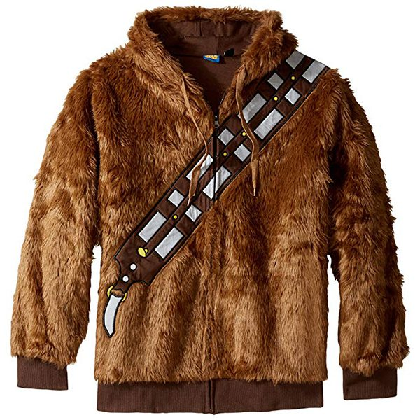 Star Wars Chewbacca Hoodie Front