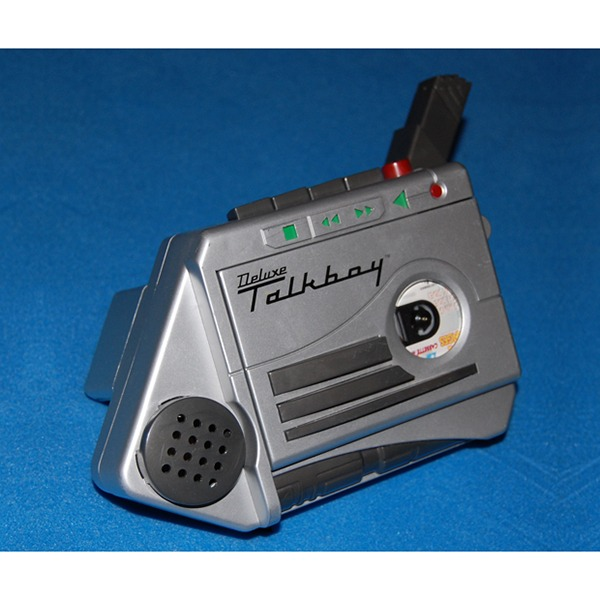 Talkboy Tape Recorder and Player As Seen in Home Alone II [6]