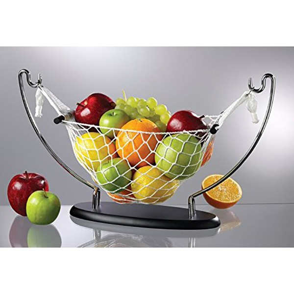 Actual Banana Hammock Stand Alone Metal Black