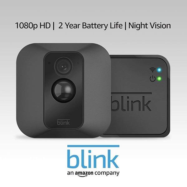 Blink XT Home Security Camera An Amazon Company