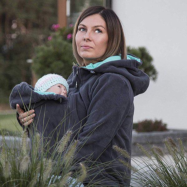 FUN2BEMUM Babywearing Maternity Jacket