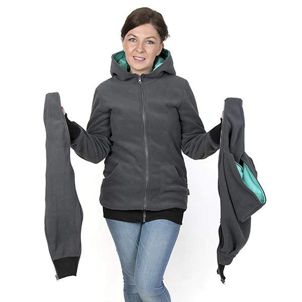 FUN2BEMUM Babywearing Maternity Jacket Removable Pieces