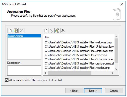 HM NIS Edit - Application Files (NSIS)