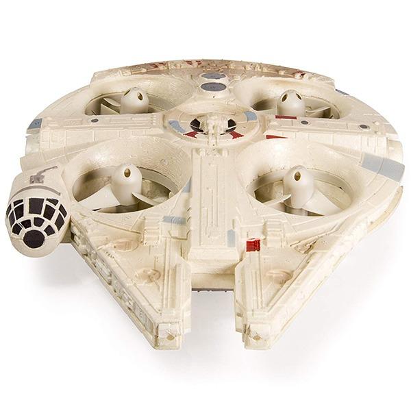 Millennium Falcon Drone Front View