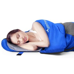 Sportneer Wearable Sleeping Bag