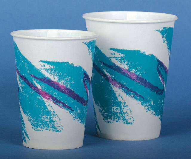 90s Paper Cup Shirt 3