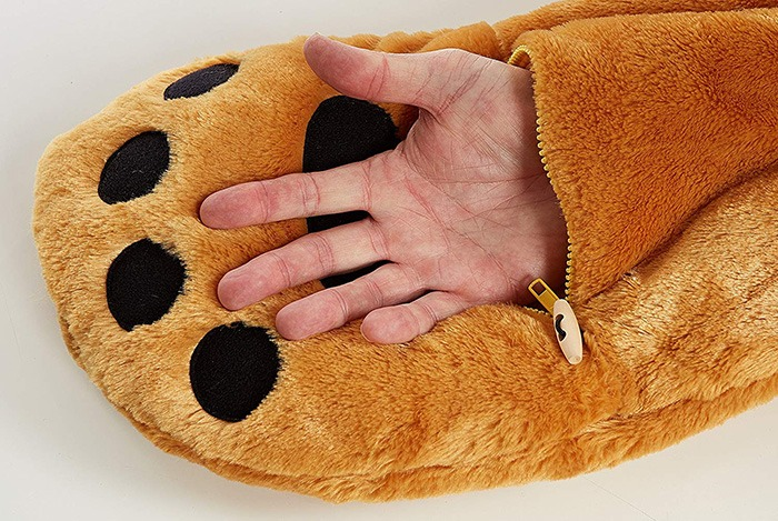 Bear Sleeping Bag Zippers