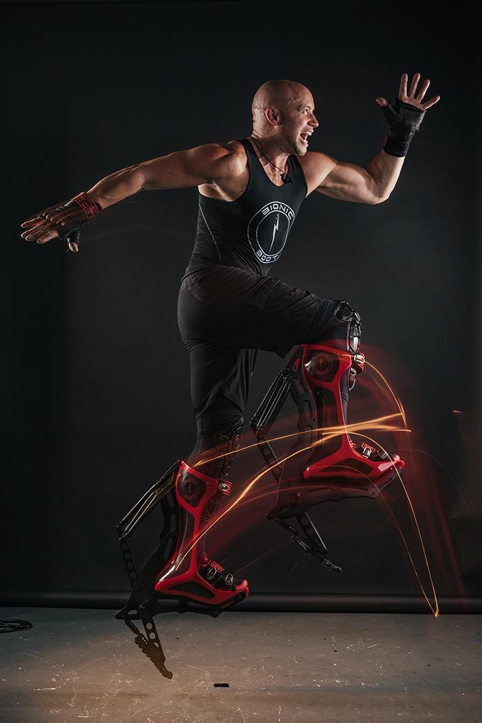 Bionic Boots 2 Full