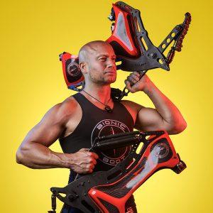 Bionic Boots 3