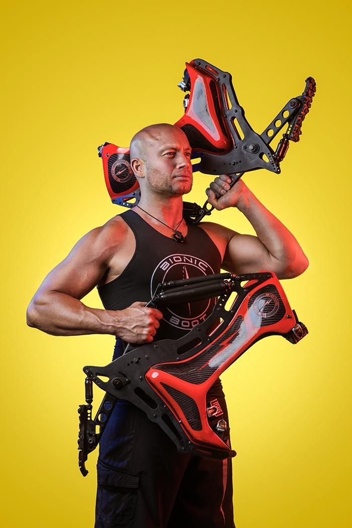 Bionic Boots 3 Full