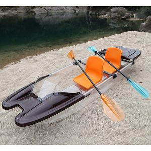 ClearYup Clear Bottom Kayak