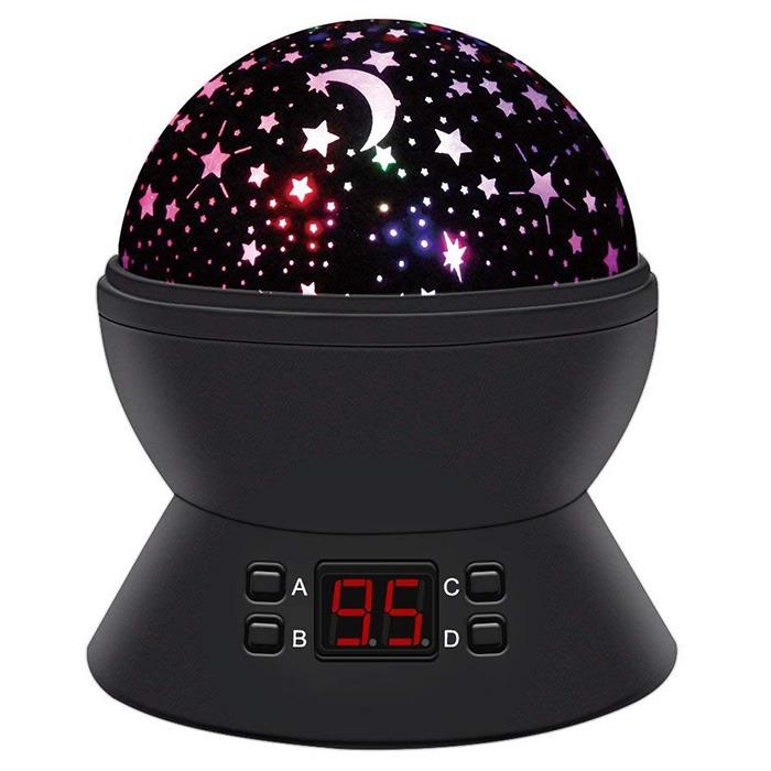 Cosmos Star Projector Lamp