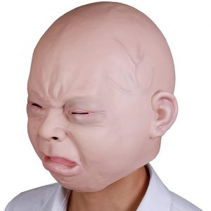 Creepy Baby Mask
