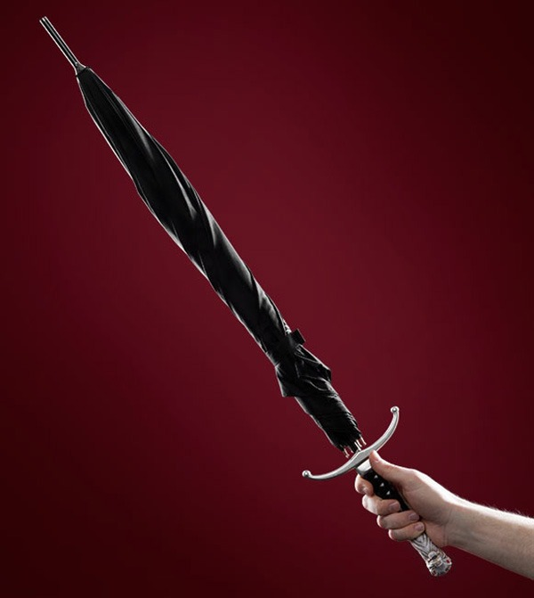 Game of Thrones Sword Umbrella In Hand