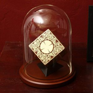 Hellraiser Puzzle Box In Glass Dome