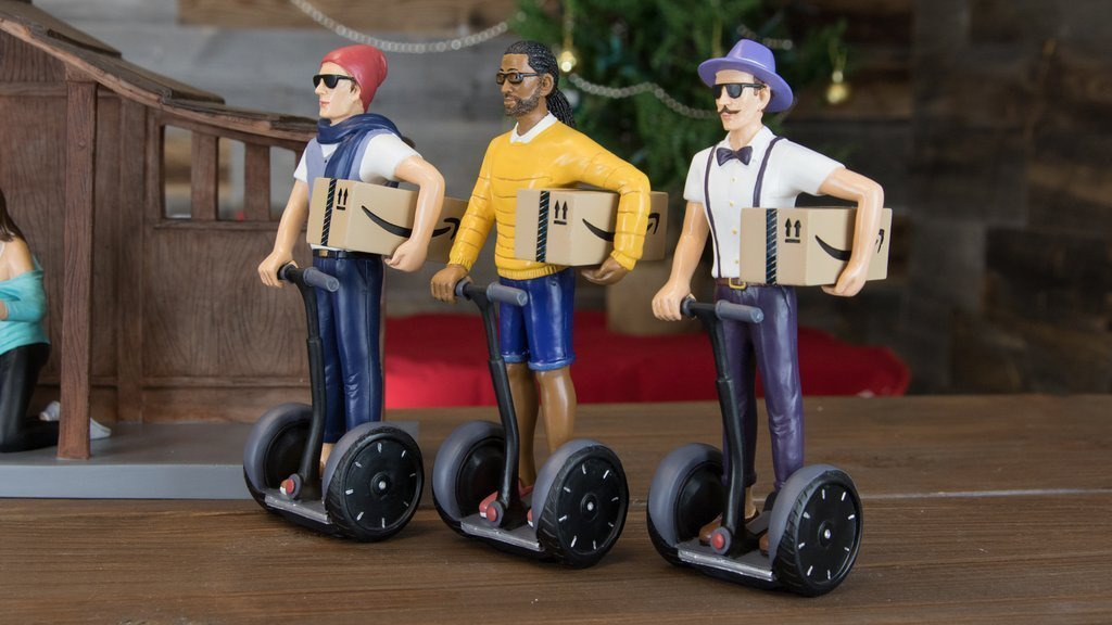 Hipster Nativity Set Three Wise Men Full