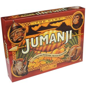 Jumanji Board Game 4