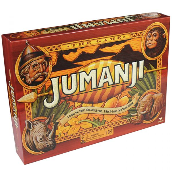 Jumanji Board Game 4