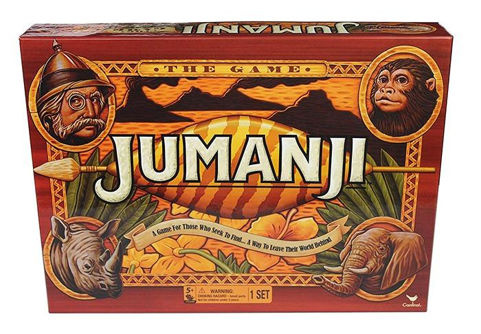 Jumanji Board Game 5