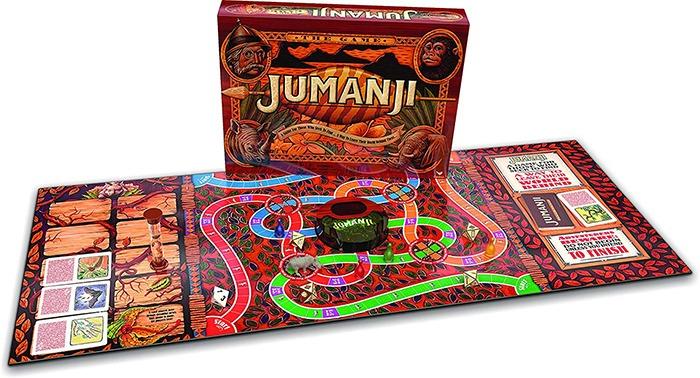 Jumanji Board Game 6