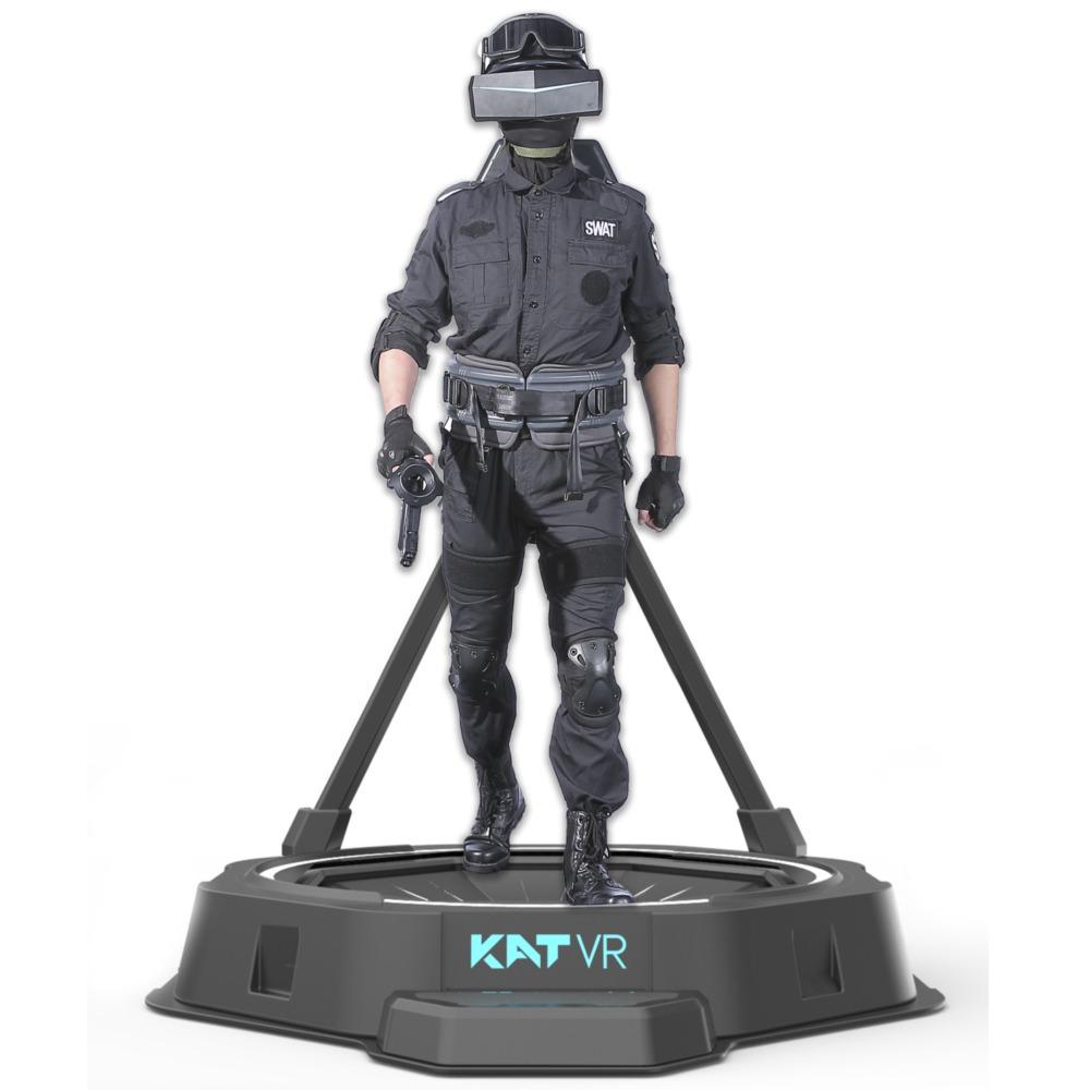 KATVR Kat Mini Virtual Reality Treadmill 3