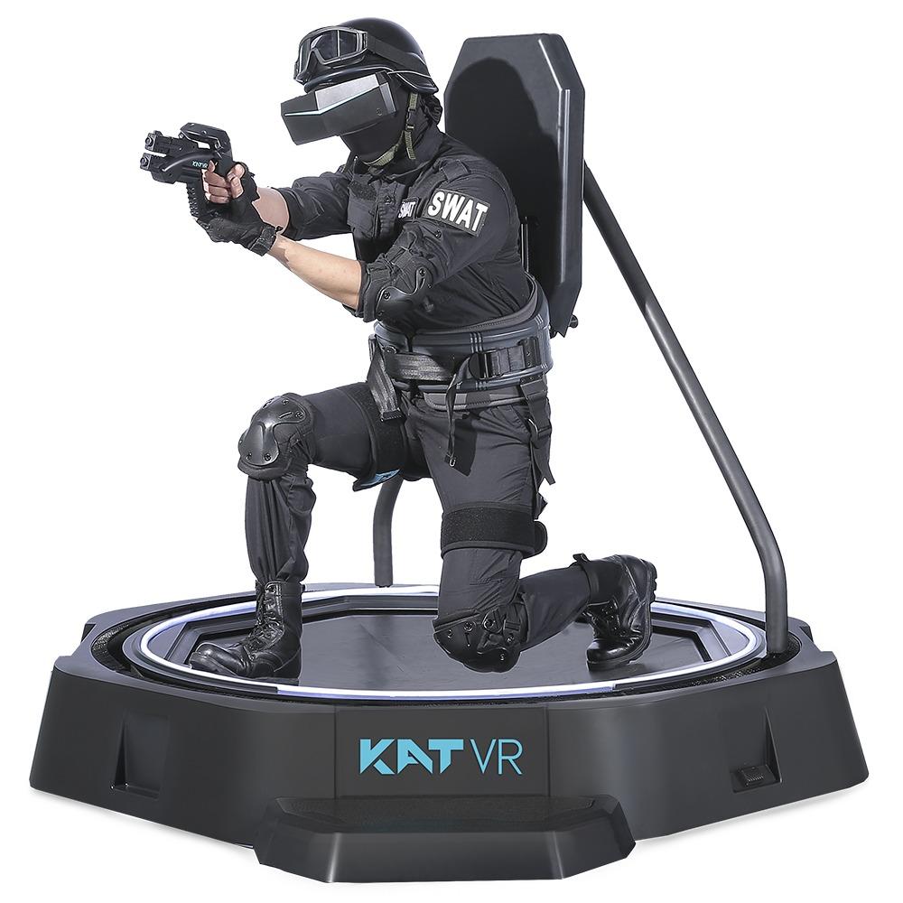 KATVR Kat Mini Virtual Reality Treadmill Crouch