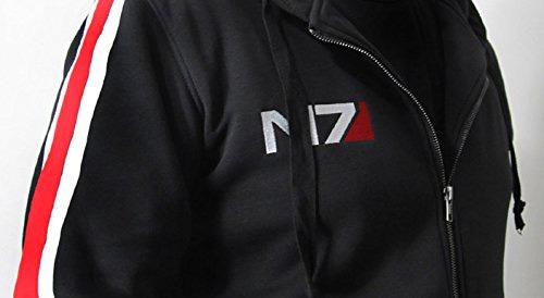 Mass Effect N7 Hoodie [N7 Designation]