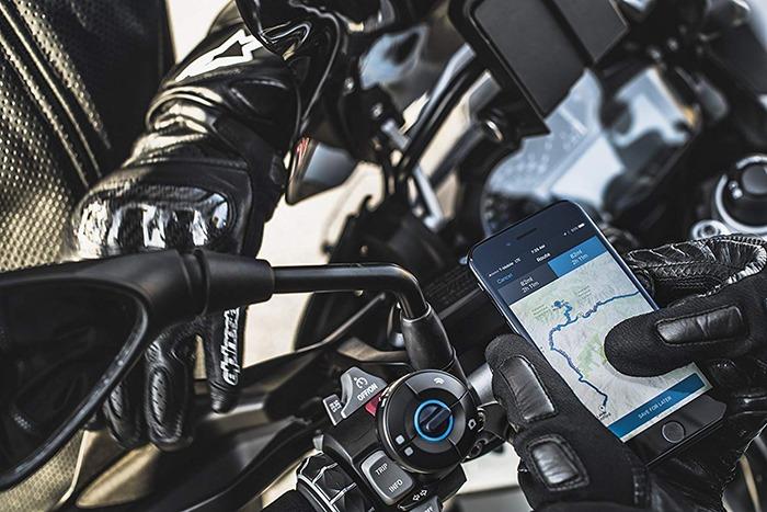 Motorcycle Helmet Head-Up Display 12