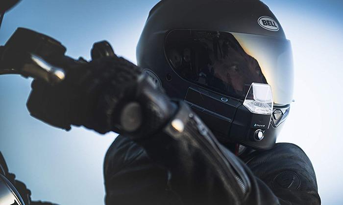 Motorcycle Helmet Head-Up Display 4