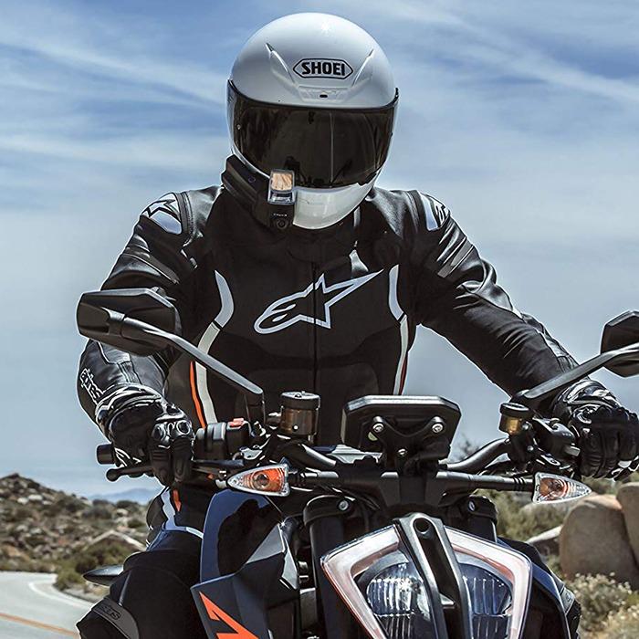 Motorcycle Helmet Head-Up Display