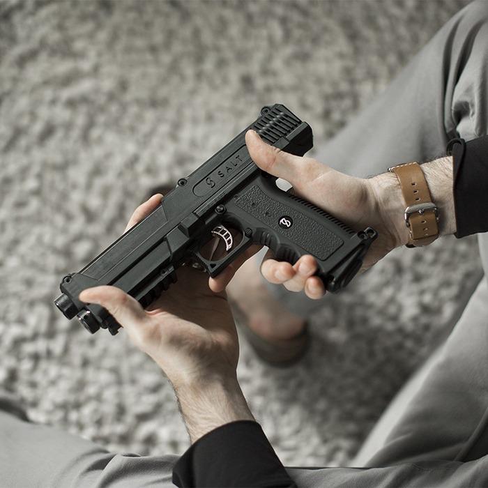Non-Lethal Pepper Spray Gun 3