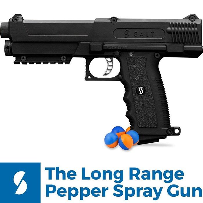 Non-Lethal Pepper Spray Gun 4